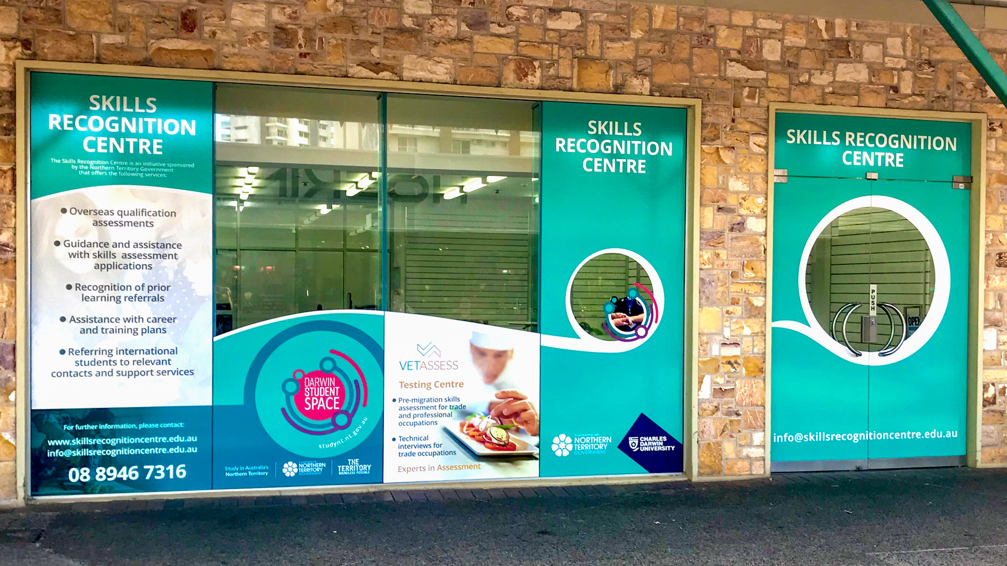 homepage shopfront skills recognition centre darwin